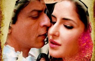 Jab Tak Hai Jaan Movie Poster 2012