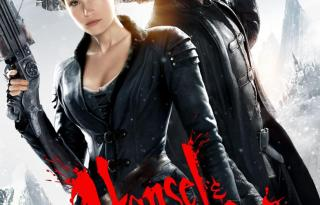 Hansel and Gretel Witch Hunters New Poster 2013