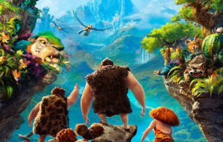 The Croods Movie Poster 2013