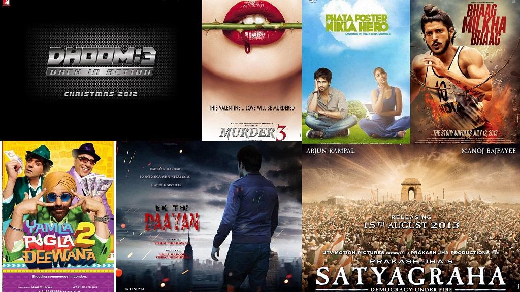 Most Awaited Hindi Movies Of Bollywood 2013 | News