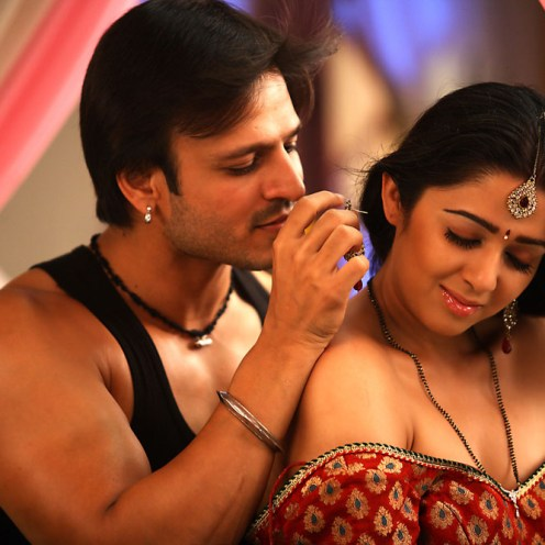 Vivek Oberoi, Charmi Hot in Zilla Ghaziabad Movie Photos