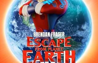 Escape From Planet Earth - Brendan Fraser as Scorch Supernova