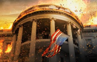 Olympus Has Fallen Movie Poster 2013