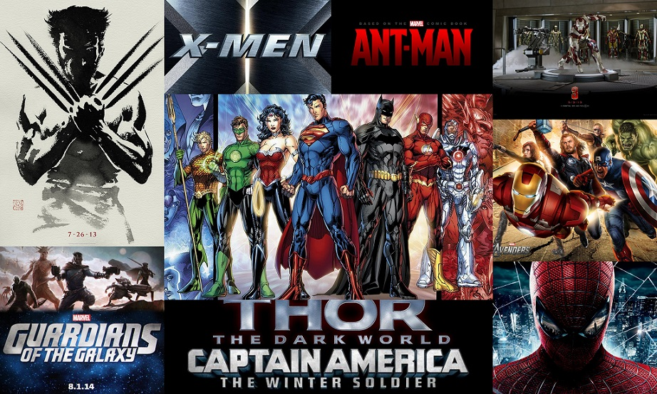Upcoming Most Anticipated Superheroes Movies From 2013