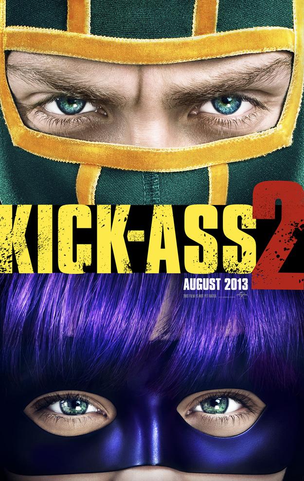 Kick-Ass 2 Movie Poster 2013
