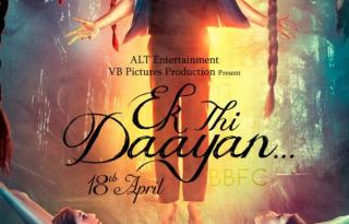 New poster of Ek Thi Dayaan