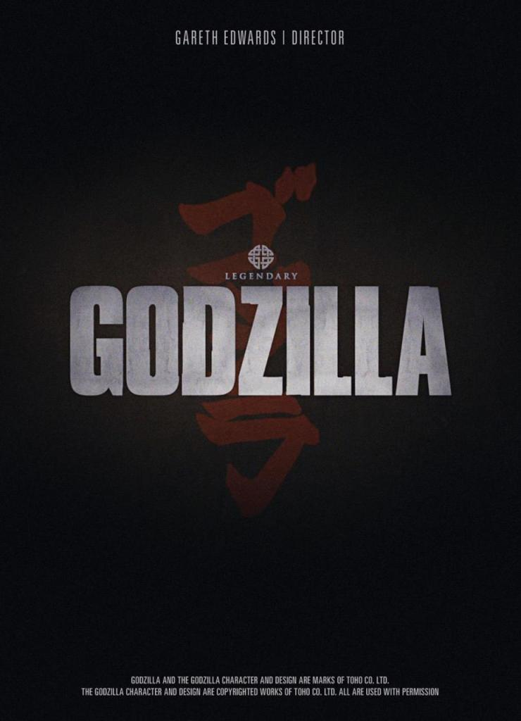 Godzilla Movie Poster 3