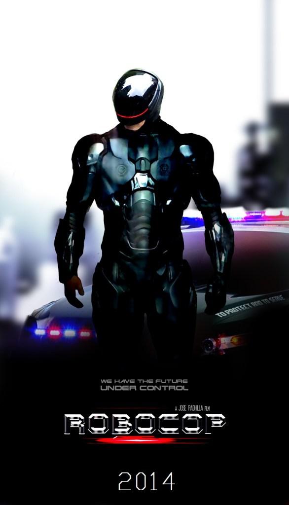 RoboCop Movie Poster 1