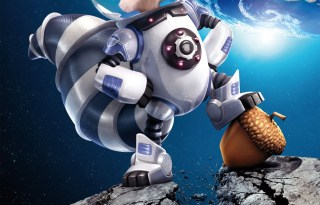 Ice Age- Collision Course Poster- India Release