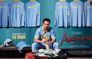 Azhar Poster - India Release