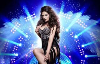 Cabaret Poster - India Release