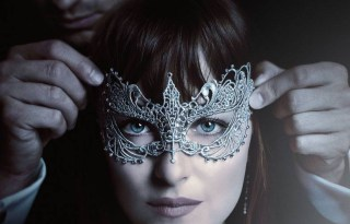 Fifty Shades Darker Poster 1- India Release
