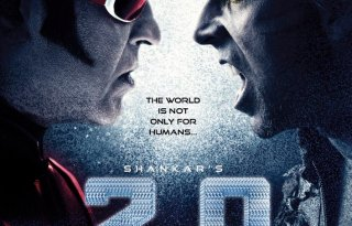 First Look of Rajnikanth & Akshay Kumar in Robot 2.0 Launched