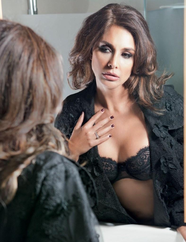 Lisa Ray On Maxim India Magazine November 2016 Cover Pic 10