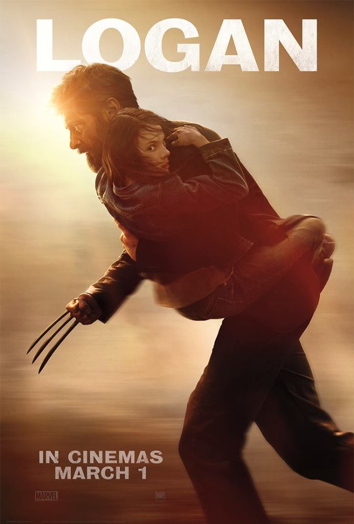 Logan Poster 3 - India Release