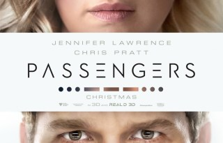 Passengers Poster 1- India Release