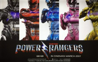 Power Rangers Movie Poster 18 - India Release