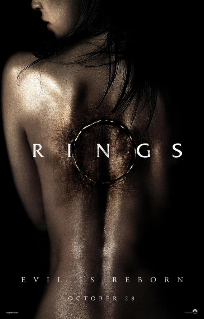 Rings Poster 1- India Release