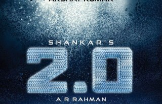 Robot 2-0 First Look Poster 1- India Release