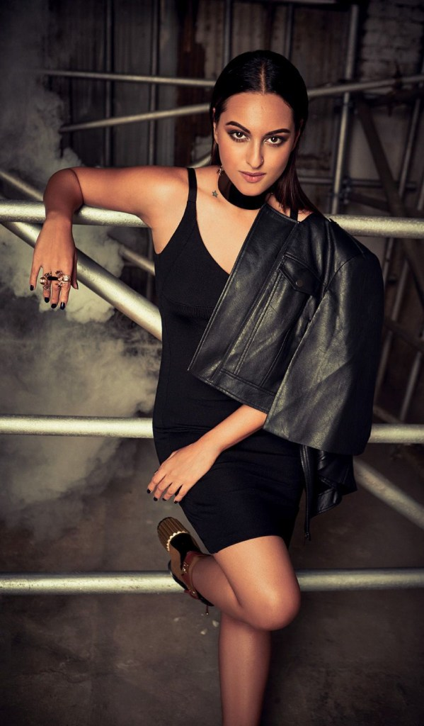 Sonakshi Sinha Cosmopolitan Shoot India Magazine November 2016 Image 3