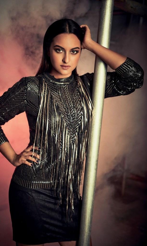 Sonakshi Sinha Cosmopolitan Shoot India Magazine November 2016 Image 5