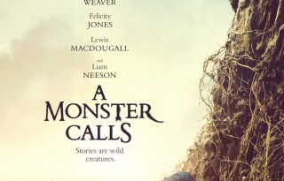 A Monster Calls Poster - India Release