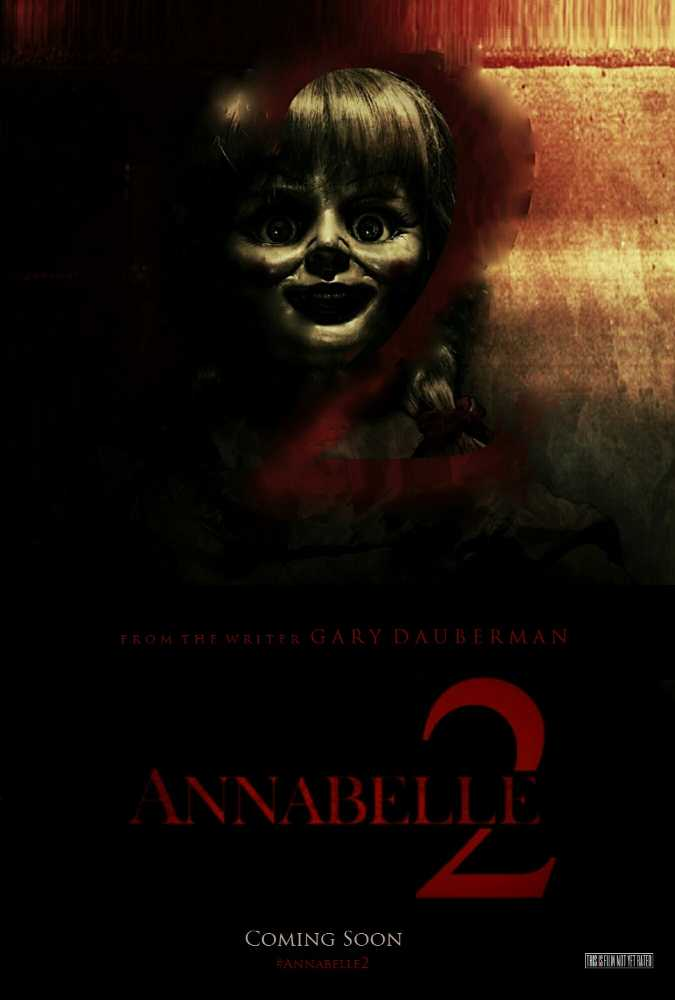 Annabelle 2 Poster 2- India Release 2017