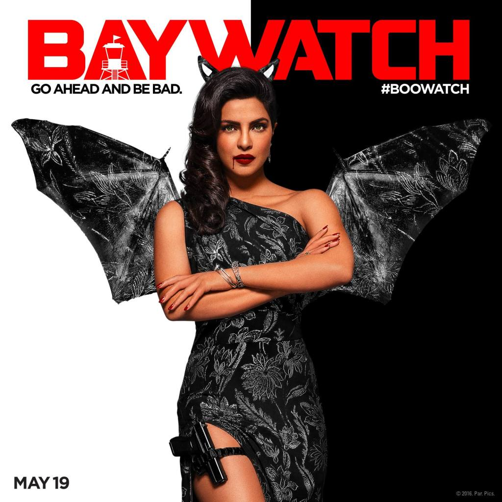 Baywatch Poster 4- India Release