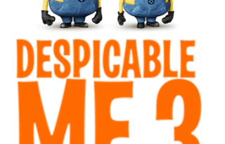 Despicable Me 3 Poster 1- India Release 2017