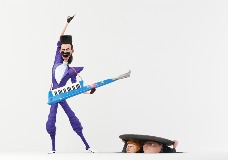 Despicable Me 3 Poster 4- India Release 2017