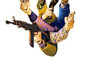 Free Fire Poster 2- India Release 2017
