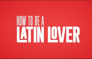 How to be a Latin Lover Poster 2- India Release 2017