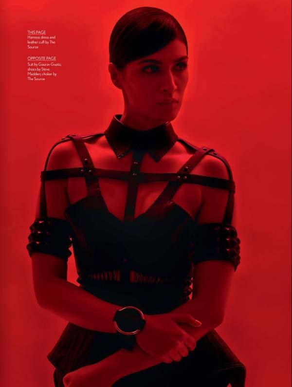 Kriti Sanon Full Photoshoot Of Maxim Magazine December 2016 Issue Pictures 5