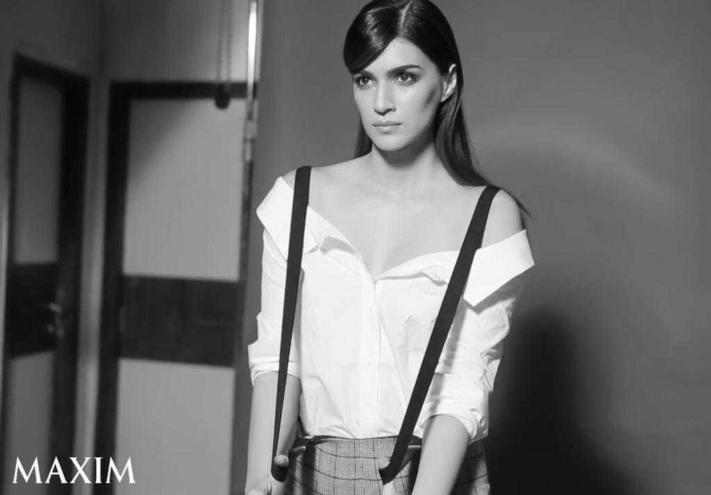 Kriti Sanon Photoshoot Of Maxim Magazine December 2016 Issue Image 6