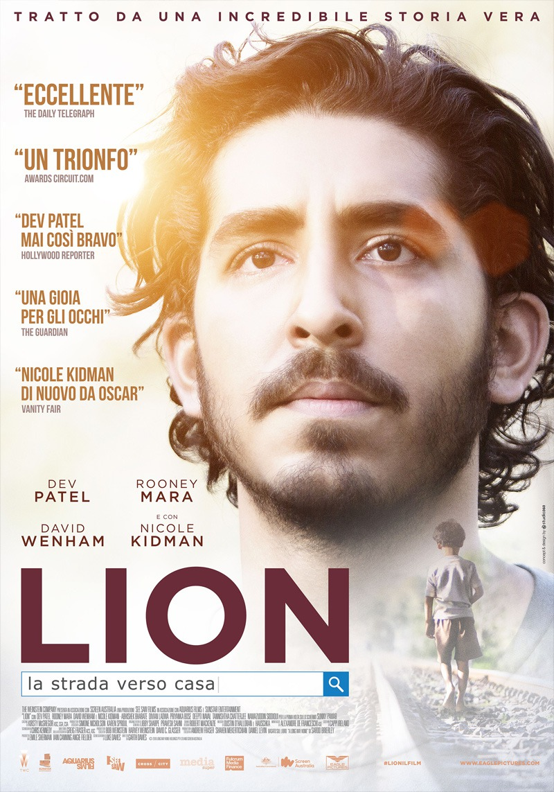 lion  2017  movie trailer  cast and india release date
