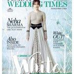 Neha Sharma Photoshoot for cover of Femina Wedding Times December 2016 issue