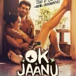 OK Jaanu Romantic Fourth Poster
