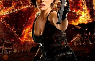 Resident Evil- The Final Chapter Character Poster 2 - India Release