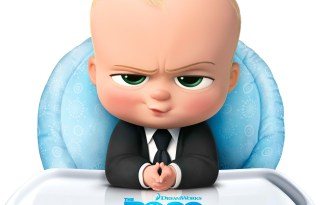 The Boss Baby Poster 1- India Release 2017
