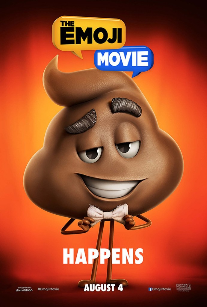 The Emoji Movie Poster 5- India Release 2017