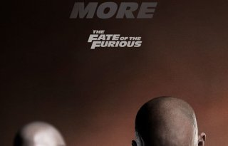 The Fate of the Furious Fast (F8) Official Poster 1- India Release 2017