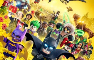 The LEGO Batman Movie Poster 1- India Release