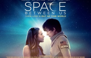 The Space Between Us Movie Poster 4 - India Release 2017