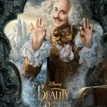 Beauty and the Beast character posters 2