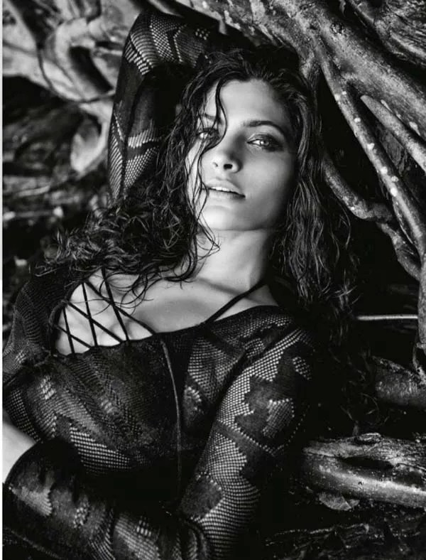 Saiyami Kher Photoshoot GQ India Magazine January 2017 Pictures 3