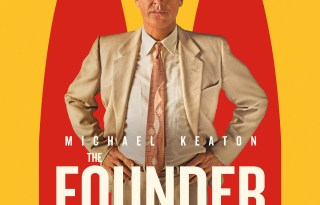 The Founder Poster - India Release 2017