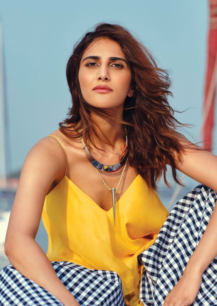 Vaani Kapoor Photoshoot For Elle India Magazine January 2017 Image 1