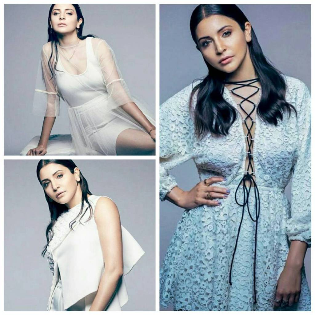 Anushka Sharma Photoshoot for HELLO! India Magazine February 2017 Image 1
