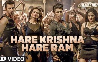Hare Krishna Hare Ram Video Song From Commando 2