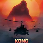 Kong- Skull Island Movie Poster 11 - India Release 2017